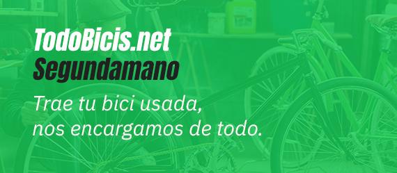 Todobicis.net bicicletas de segunda mano